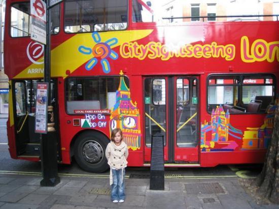 Londres 2006: Stella-Rose a 18 mois