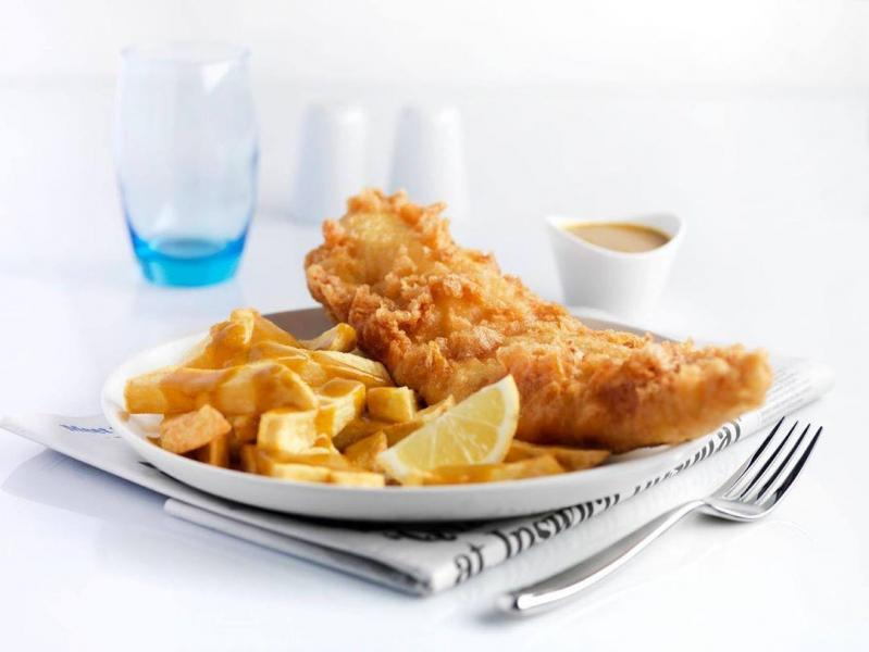 Les meilleurs fish and chips de Londres