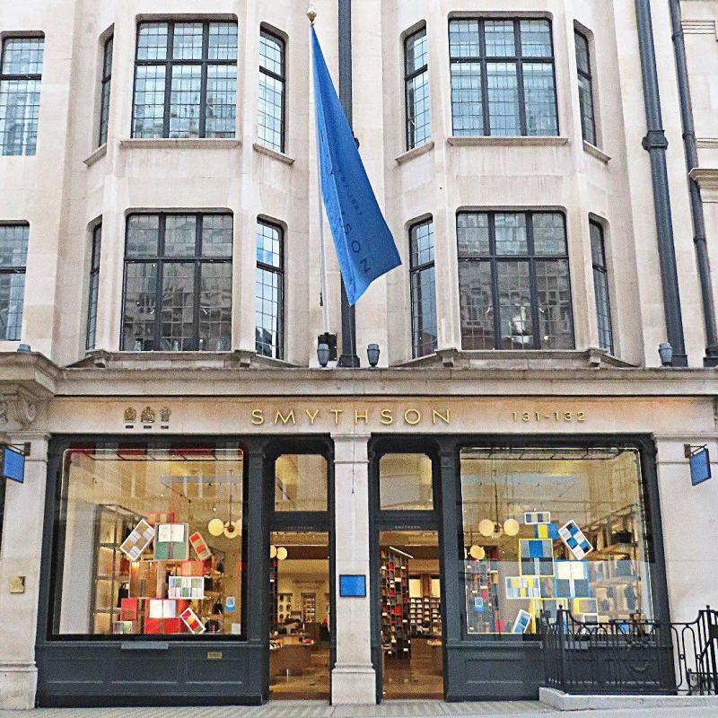 un shopping Royal à Londres