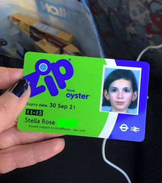 Zip Oyster Card, comment ça marche?