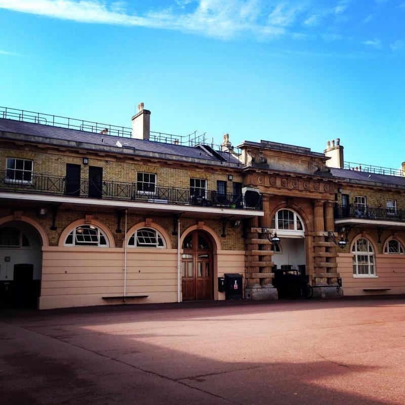 Un tour au Royal Mews