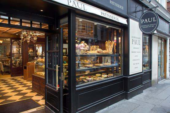 Restaurant Paul Covent Garden