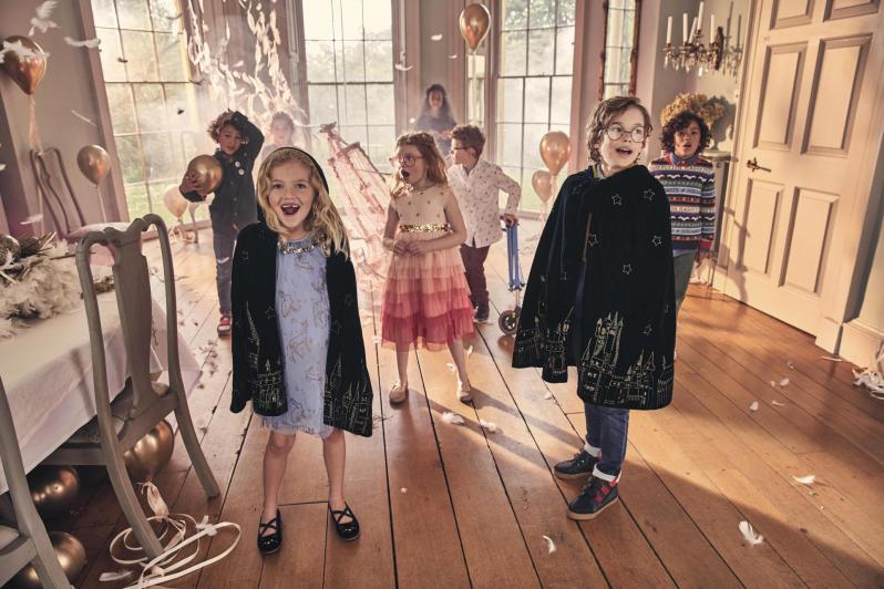 MINI BODEN X HARRY POTTER - La collab de la rentrée !