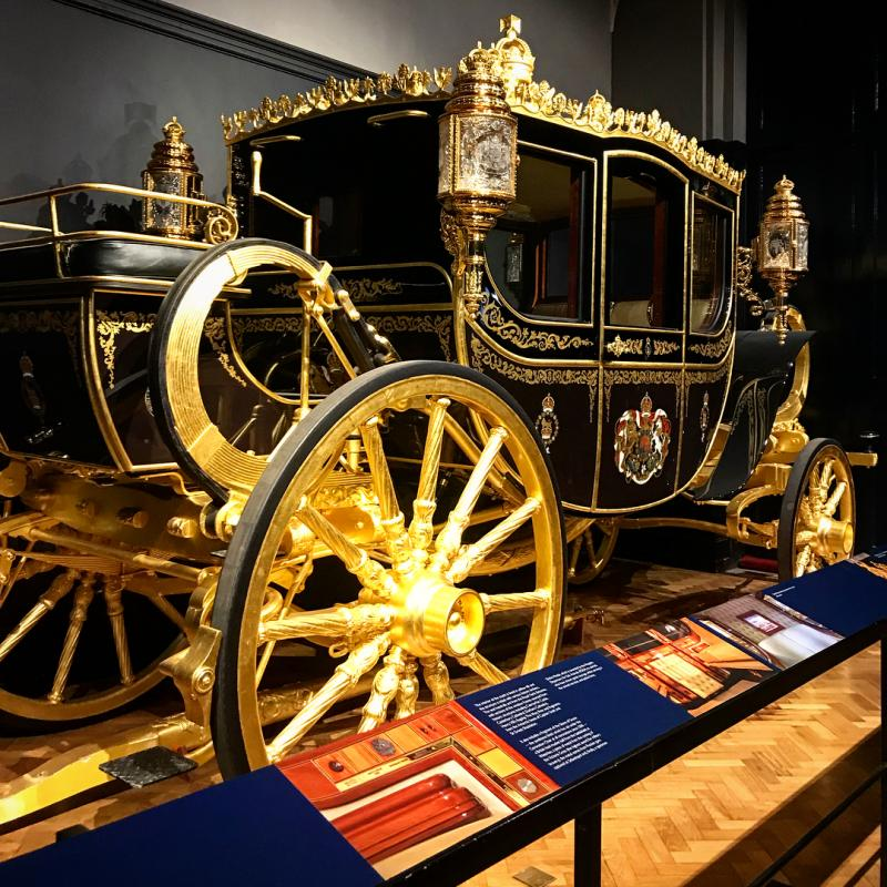 Un tour au Royal Mews