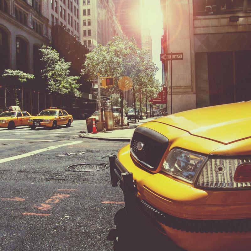 Ma tête est à New York