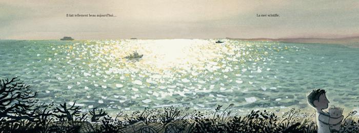 Week-end lecture #179 : D'ici je vois la Mer