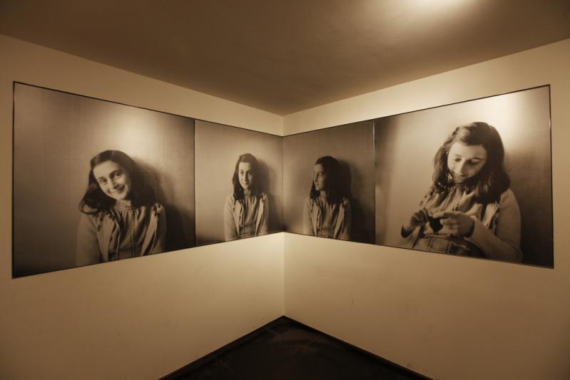 Visiter la maison d'Anne Frank à Amsterdam avec les enfants © Maisond'Anne Frank / Photographe: Cris Toala Olivares.