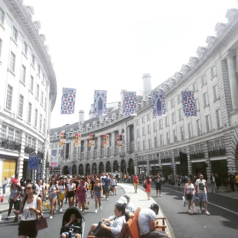 Oxford Street (summer streets)