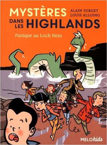 Mystères dans les Highlands tome 3 avis