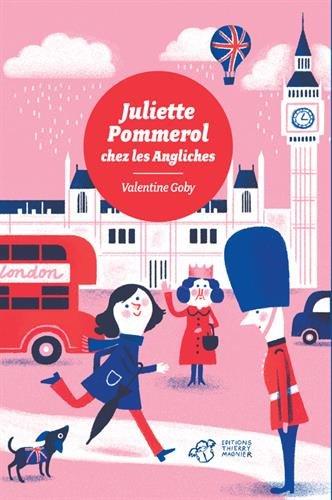 Juliette Pommerol chez les anglicise