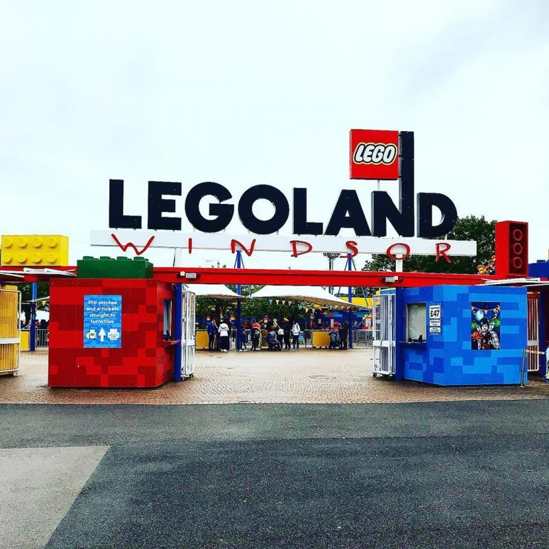 Escapade à Legoland Windsor !