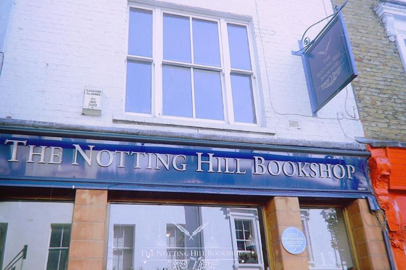 Librairie du film Notting Hill