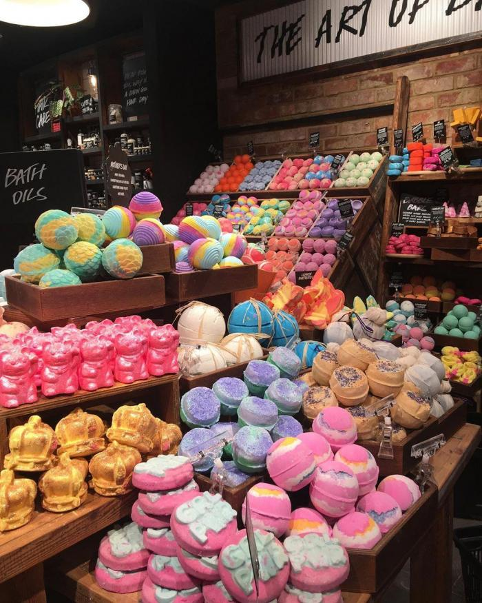 Boutique Lush London