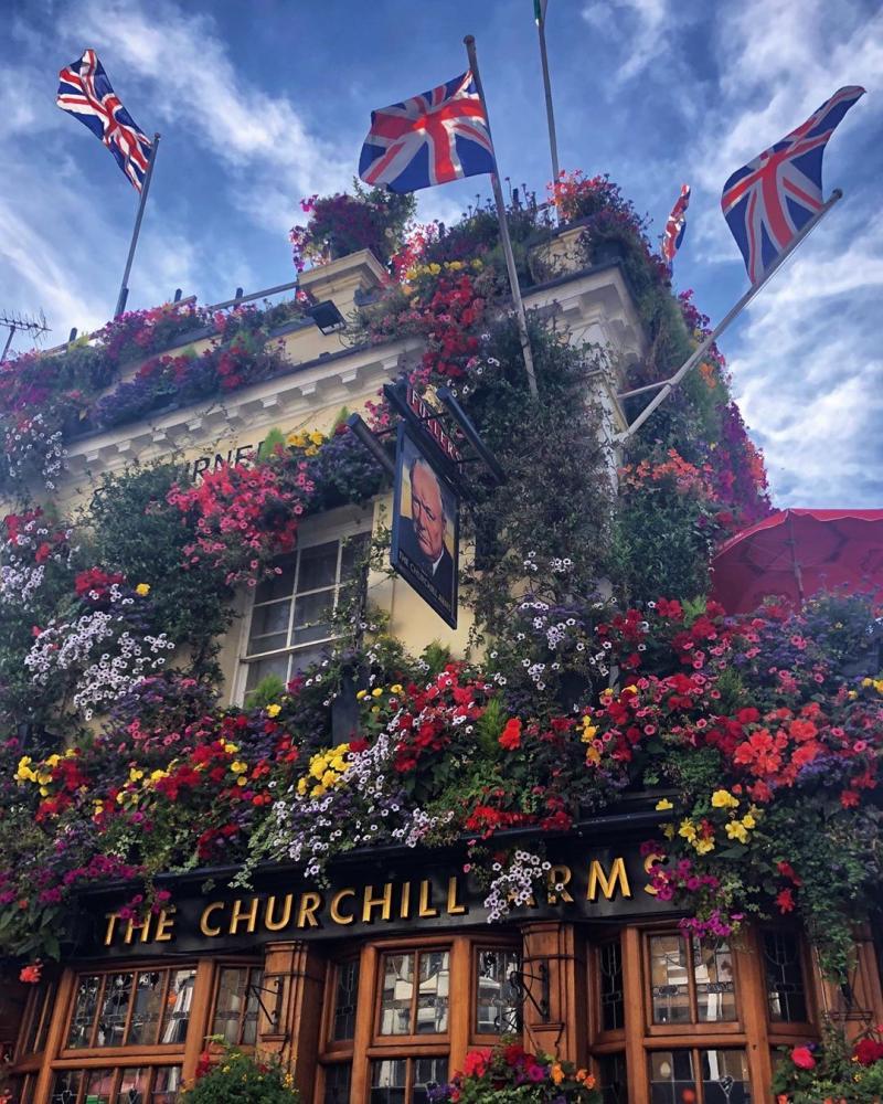 Ma sélection de Pubs à Londres !