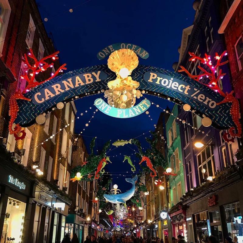 8 choses à faire à Noël à Londres