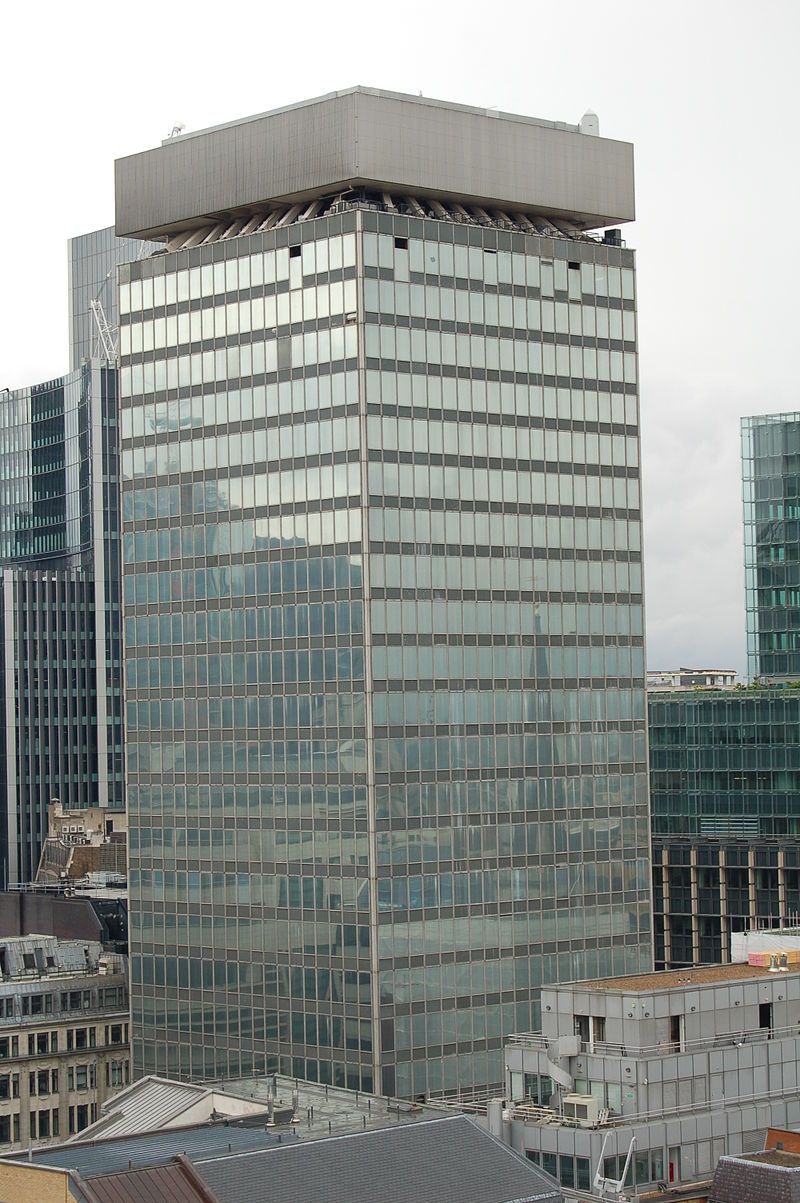 20 fenchurch street (ancien gratte-ciel)