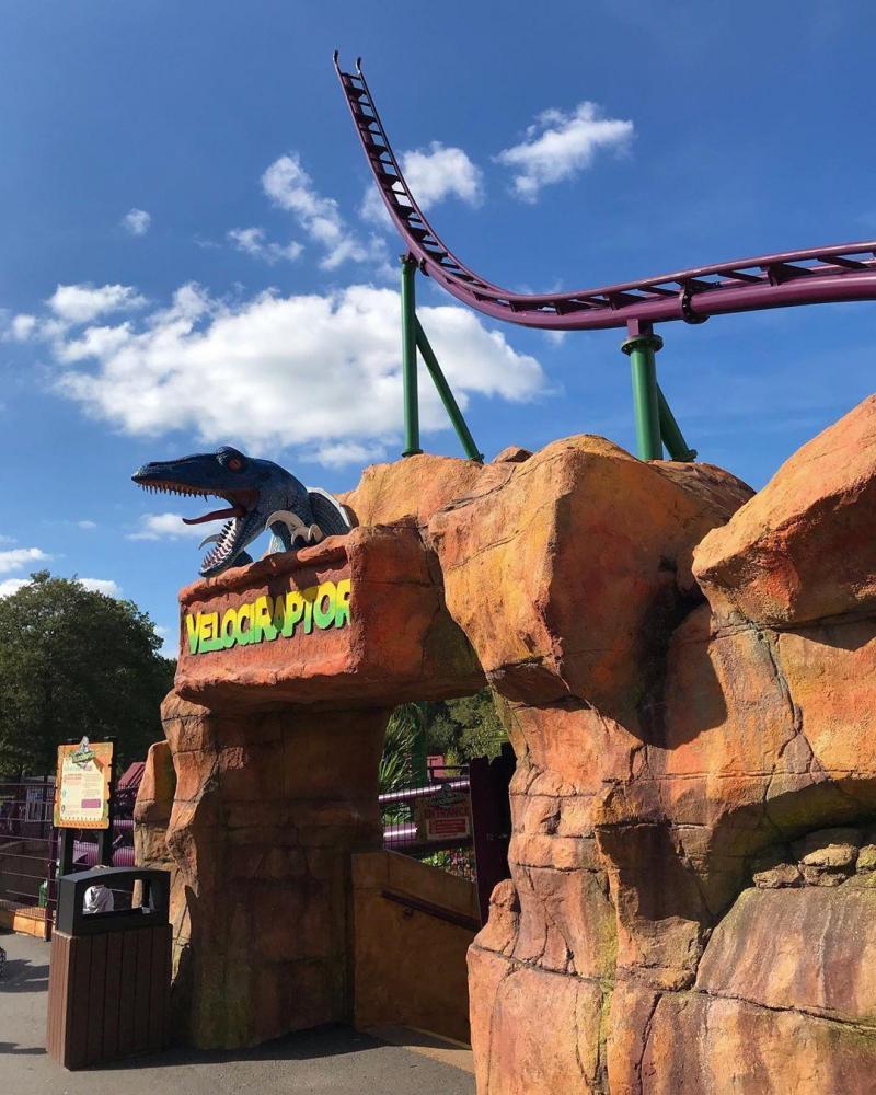 Les meilleurs parcs d'attractions autour de Londres pour les kids !