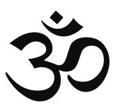 Symbole Hindou Om