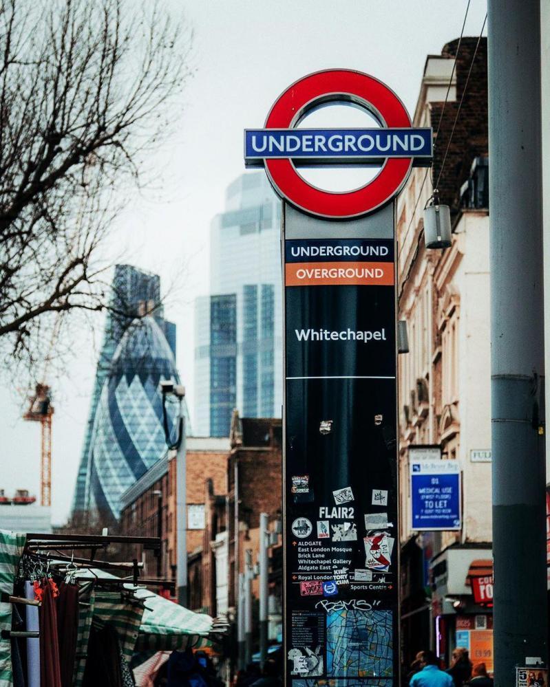 5 choses à faire dans le quartier de Whitechapel