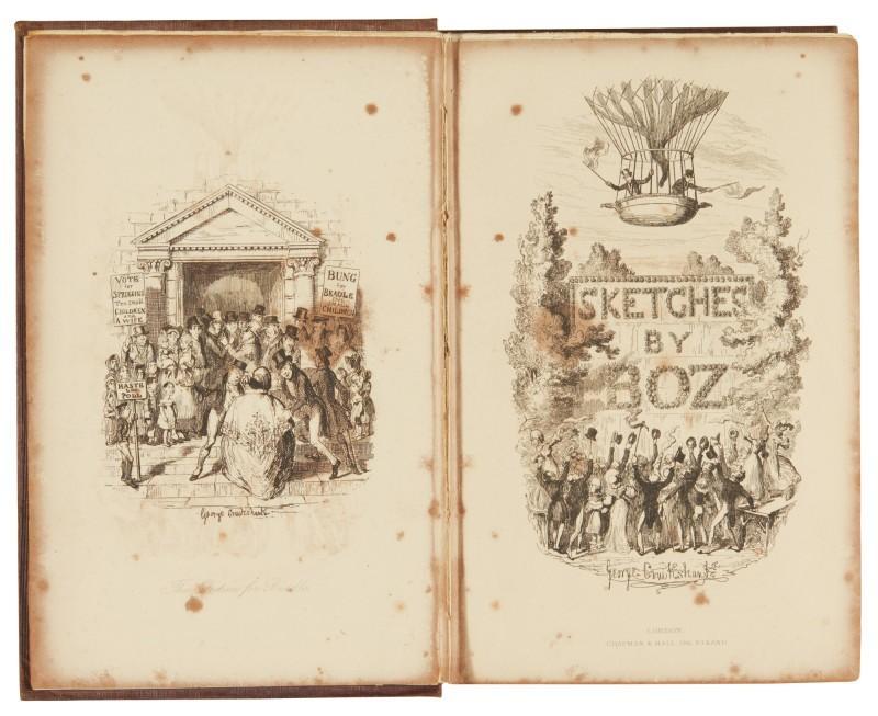 Dickens à Londres