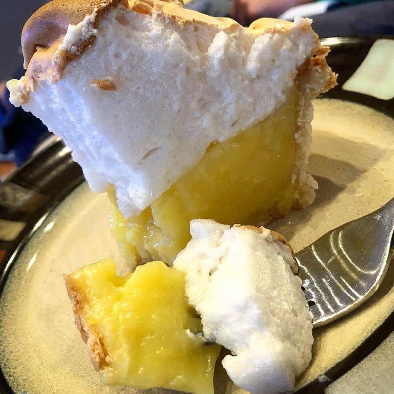 Ma recette de lemon meringue pie
