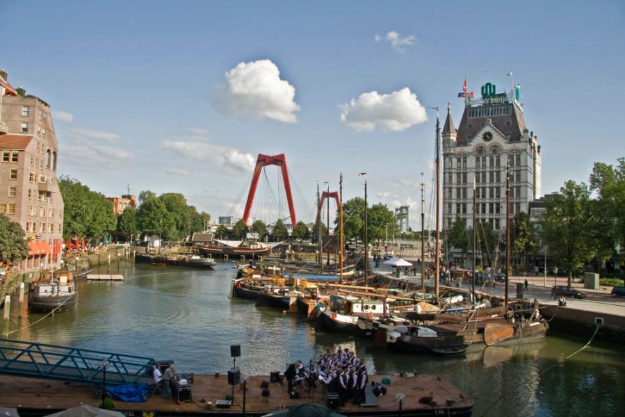 Oude Haven Rotterdam Foto's van: Koosd