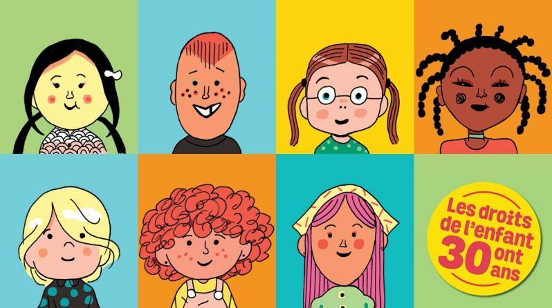 Act car droits des enfants 30 ans