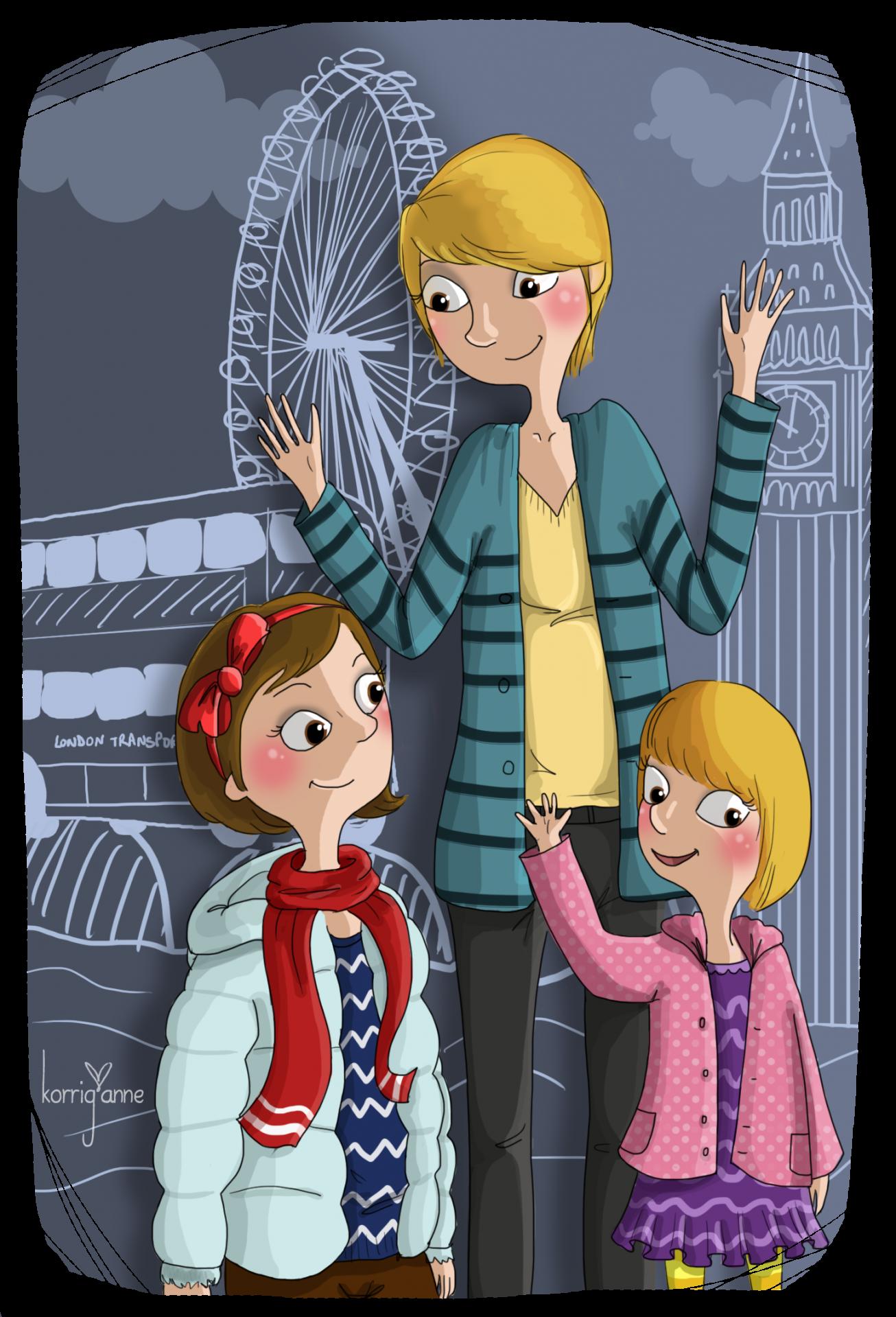 Londres pour les enfants!