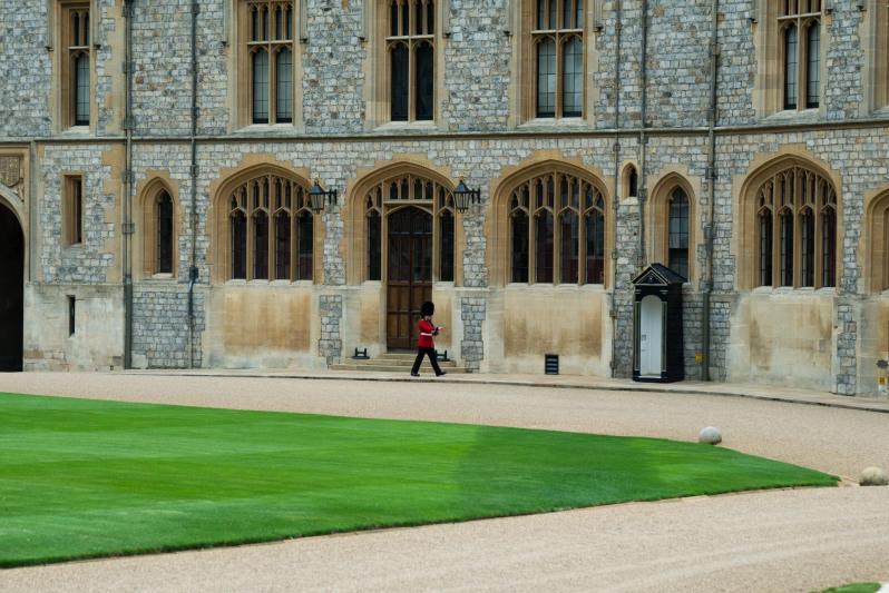 Et si on visitait le château de Windsor ?