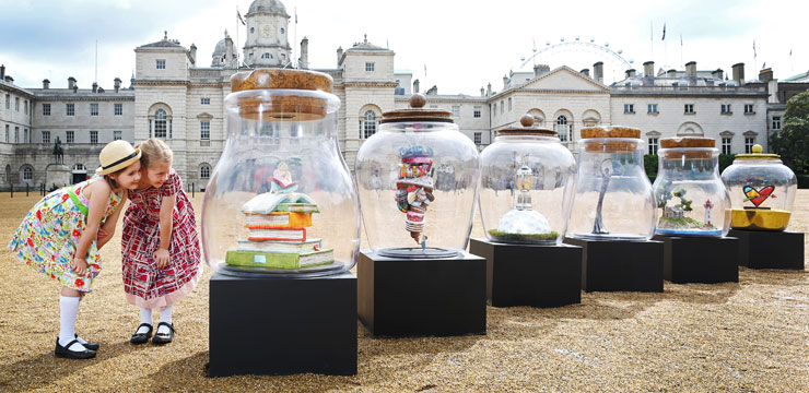 Bfg dream jar trail3 save the children