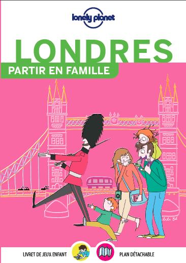 Partir en famille à Londres 2020