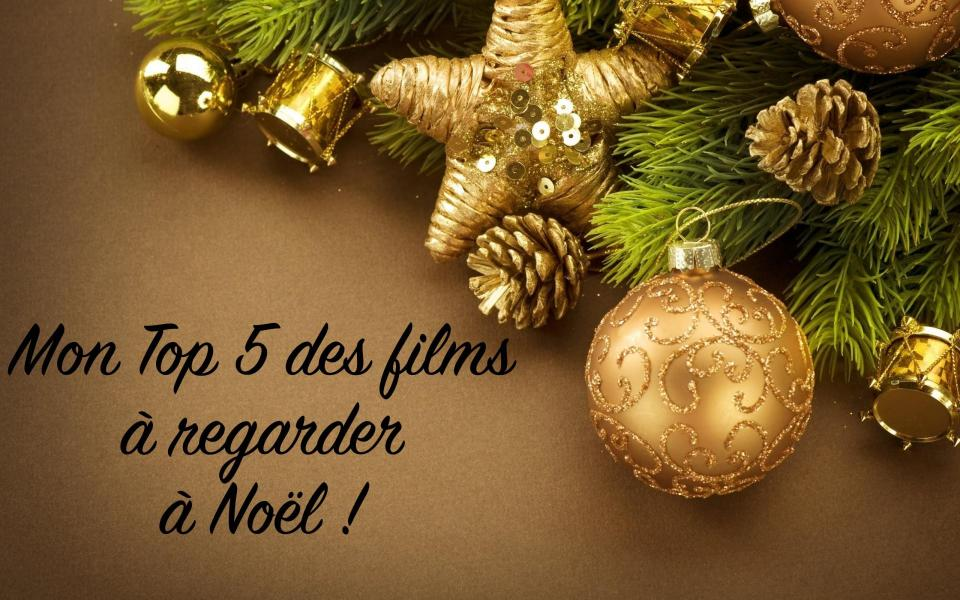 Top 5 des films à regarder avant Noël