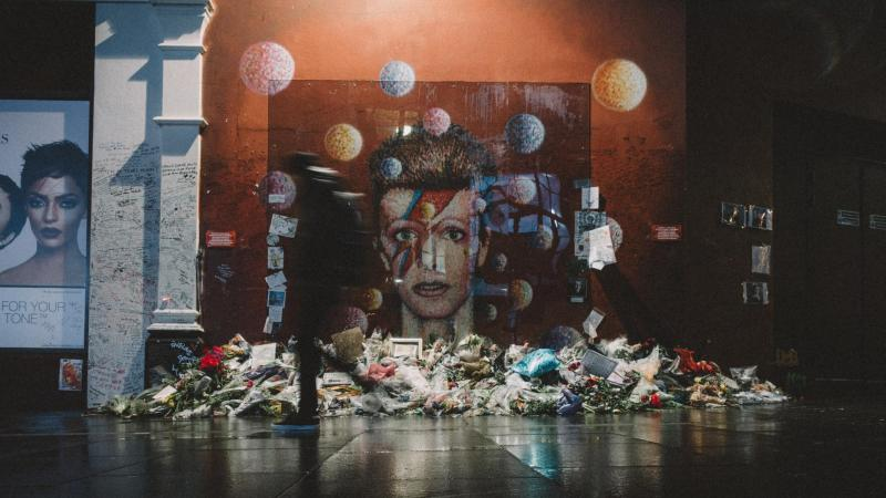 Sur les traces de Bowie à Londres