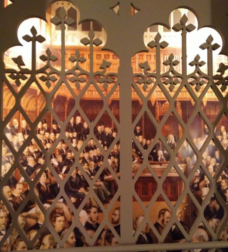 Voice and vote : la Place des Femmes au Parlement Exposition au Palais de Westminster