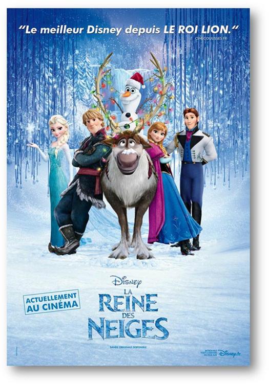 On a t au cin voir la reine des neiges - Regarder la reine des neige ...
