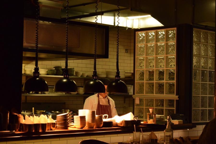 Heddon street kitchen Gordon Ramsay Review