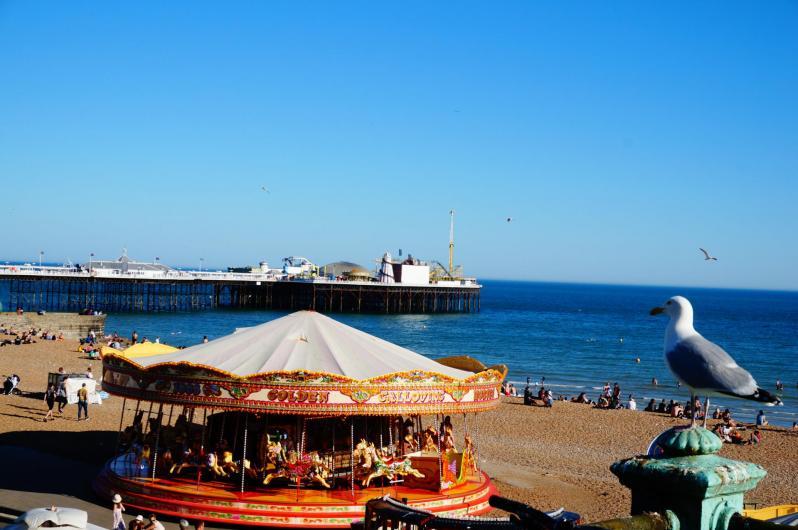 Brighton en famille !