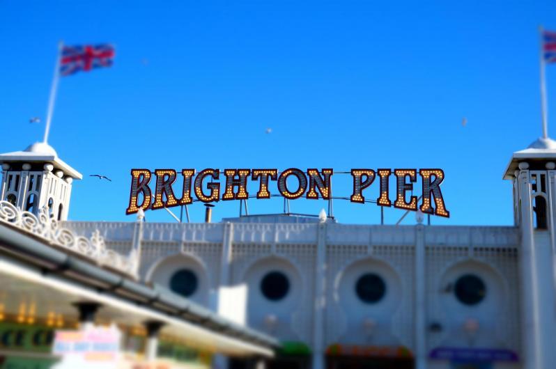 Emmener les enfants à Brighton