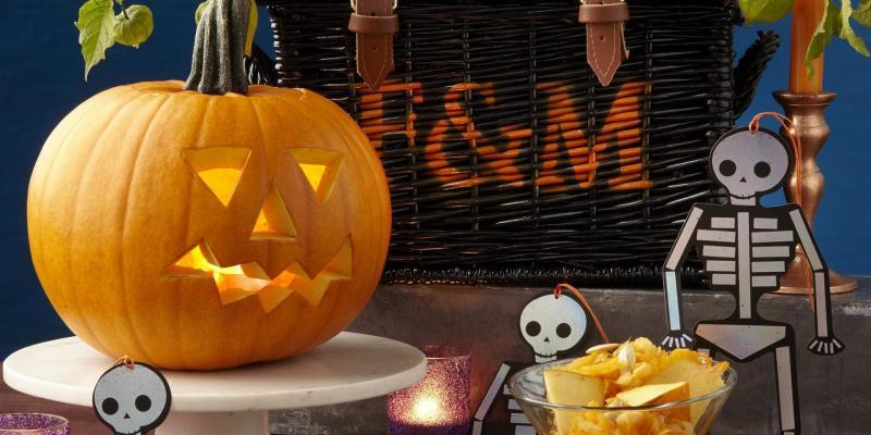 Halloween Fortnum & Mason