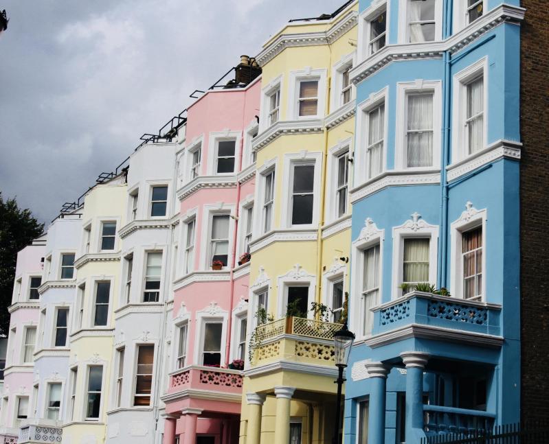 Balade à Notting Hill