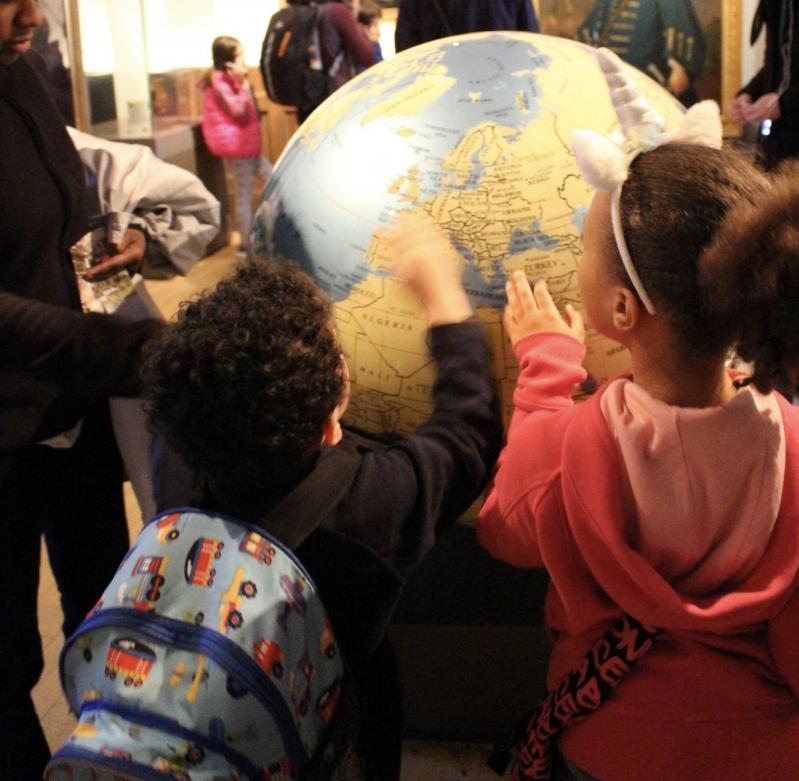 bserver le ciel et la terre Au Royal Observatory Greenwich