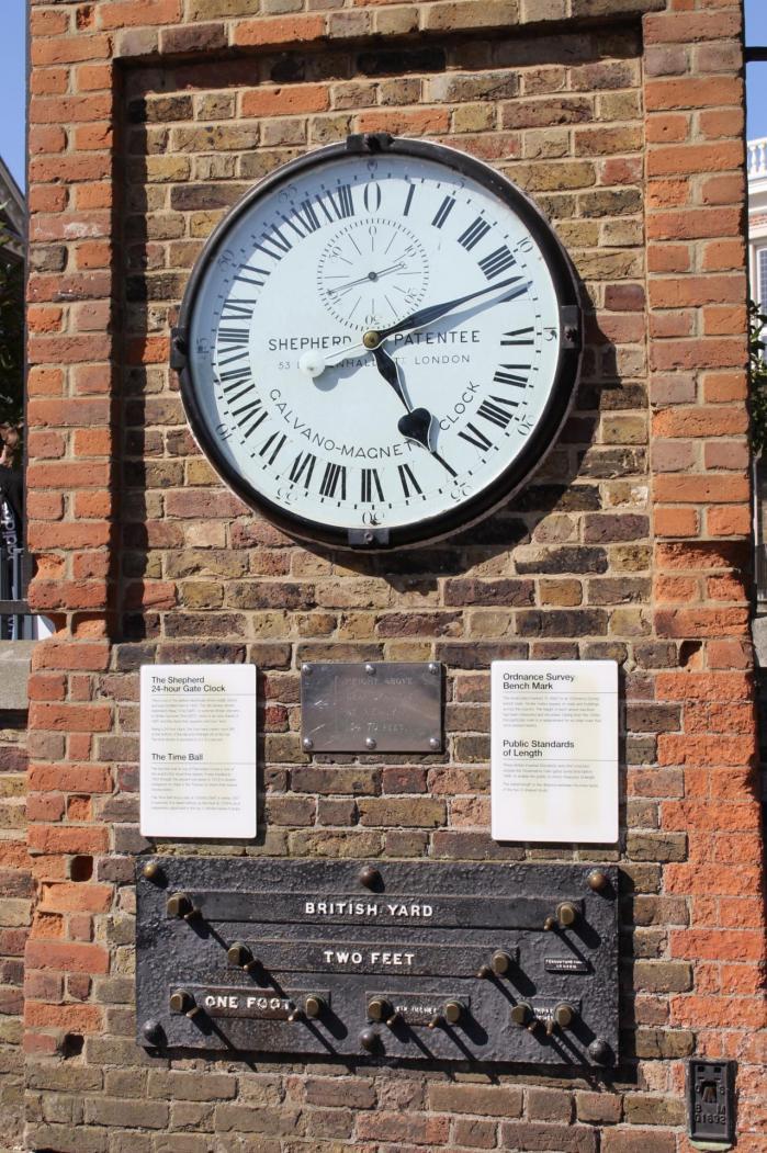 Observer le ciel et la terre Au Royal Observatory Greenwich