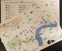 Map dream jar trail london