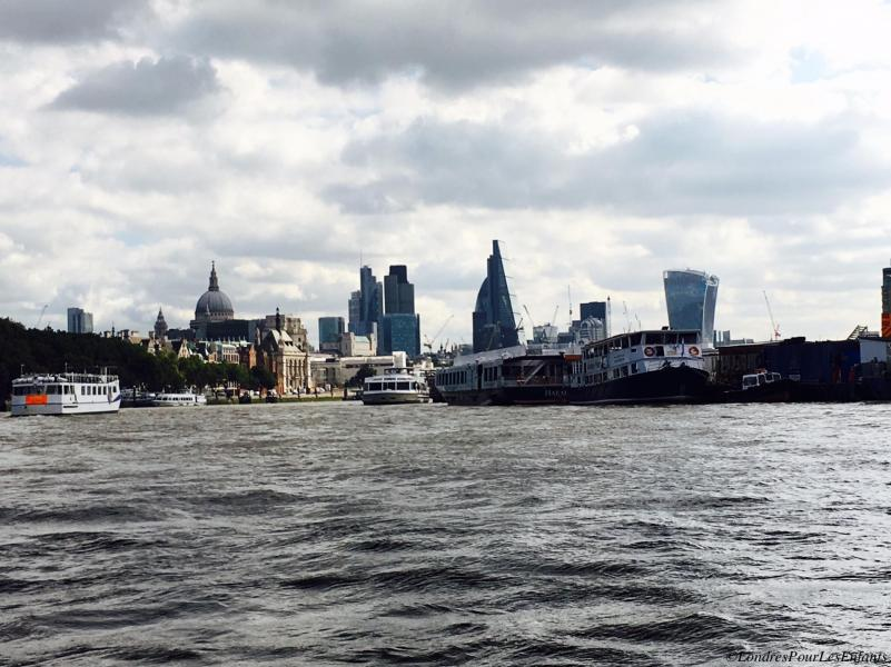 Review thames rocket London