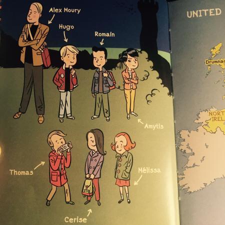Mystères dans les Highlands tome 3