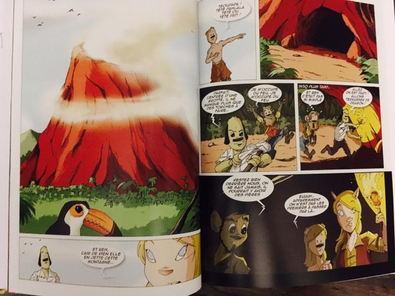 Les Rocambolesques aventures de Don Quenotte et Pedro Salsa