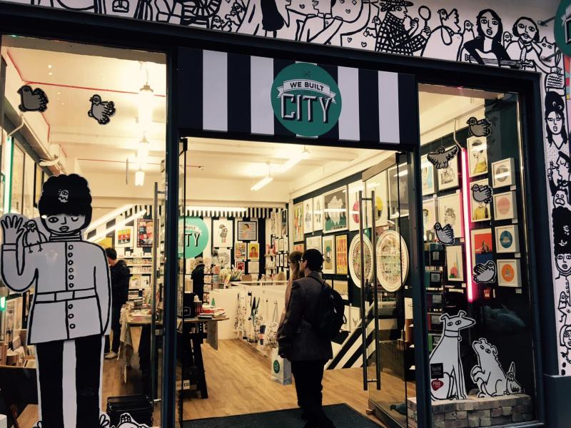 We built this City { shopping à Carnaby Street }