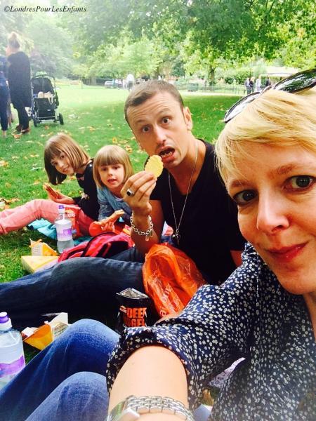 Parcs Londres