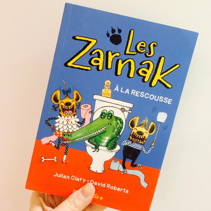 Week-end lecture # 135 : Les Zarnak à la rescousse