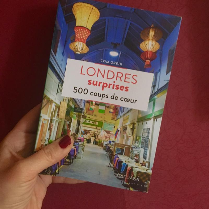 Week-end lecture # 137 : LONDRES surprises 500 coups de coeur